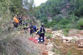 Rescatan a una senderista en la zona de es Broll en Sant Antoni