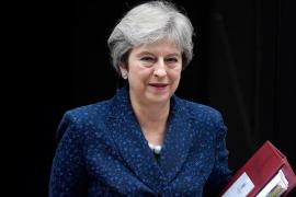 May advierte de que la alternativa a su propuesta para el Brexit es que no haya acuerdo