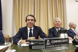 Aznar defiende que actuó «tajantemente» ante la corrupción