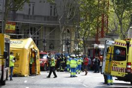 Un fallecido y 11 heridos en un derrumbe en las obras del hotel Ritz de Madrid