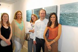 """Exposición """"Latidos de mar"""", en la galería MA"""