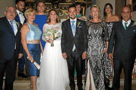 Boda de Antoni Serra y Marga Alorda en Establiments