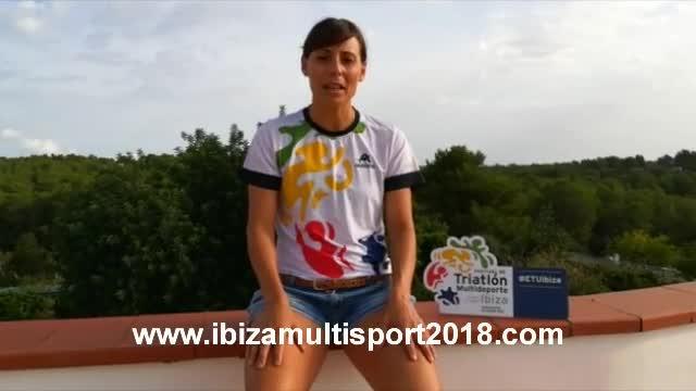 Graban un vídeo para promocionar el voluntariado en el Europeo Multideporte de Ibiza