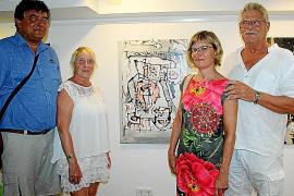 Exposición de Andrei Shchurok en la galería Art Mallorca