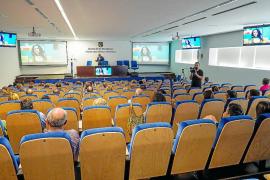 Alumnos de Sa Blanca Dona proyectan la iniciativa «Jóvenes de cine» en Can Misses