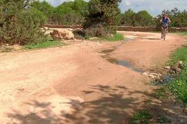 La fuga de aguas residuales de Sant Francesc proviene del Centro de Día del Consell