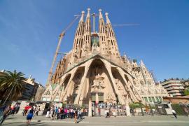 La Sagrada Familia podría estar acabada en 2026