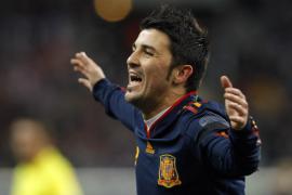España arrolla a Francia (0-2) y confirma su candidatura al Mundial