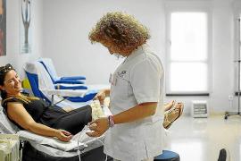 El Hospital de Formentera lanza una campaña intensiva para donar sangre