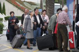 Los turistas extranjeros gastan 738 millones en Balears, un 9,6% más