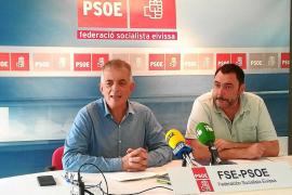 El PSOE de Santa Eulària cuestiona la prórroga del contrato con Aqualia