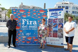 La Fira del moll i peixos de tardor repartirá 15.000 tapas en su primera edición