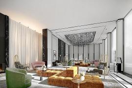 Bless Hotel Ibiza abrirá sus puertas al lujo hedonista en verano de 2019