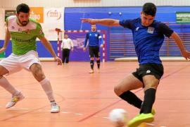 «El fútbol sala en Ibiza está parado»