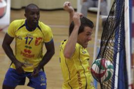 El Consell se compromete a apoyar al  CV Eivissa para albergar la Copa Príncipe