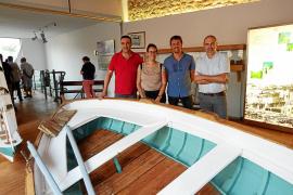 Reapertura simbólica del Museu de la Mar de Sóller para presentar el proyecto del Consell