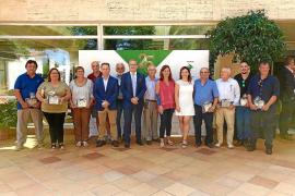 La PIMEF cumple 25 años poniendo en valor el esfuerzo del tejido empresarial de Formentera