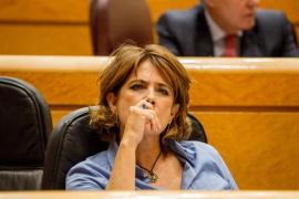 La ministra de Justicia será reprobada esta semana en el Senado por la mayoría absoluta del PP
