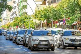 El Consell d'Eivissa limitó a 50 las VTC pero hay muchas más circulando ilegalmente