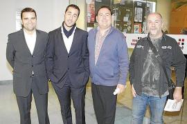Entrega de premios de la Federación de Corales de Mallorca