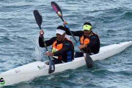 Dani Sánchez, segundo junto a Medina en el Irish Coast Challenge