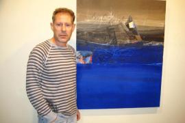 Carles Guasch: «En el momento en que titulas un cuadro, le pones límites»