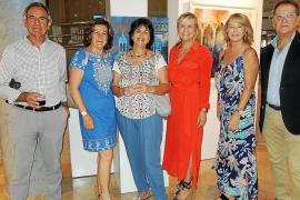 Exposición de Juan Manuel Pastor en la sede de laTesorería de la Seguridad Social.