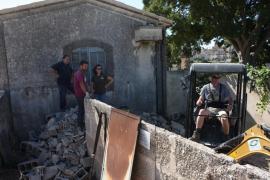 Inician la segunda fase de exhumación de la fosa de Montuïri