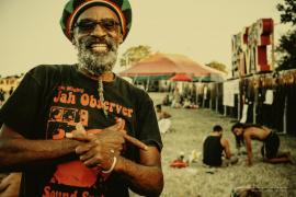 El reggae de Corner Stone Dance Vol.1, en Factoria de So