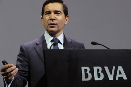 CArlos Torres, presidente BBVA