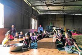 Día solidario y festivo para ayudar a 230 estudiantes de Nepal
