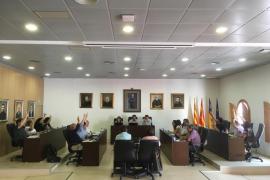 Sant Josep no aprueba en el pleno el convenio para la ordenación de la Bahía de Portmany