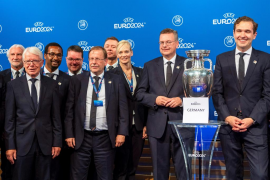 Alemania tomará el relevo de la Euro 2020 en doce ciudades