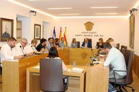 Santa Eulària aprueba poner a disposición del Govern el solar para ampliar el CEIP Sant Carles