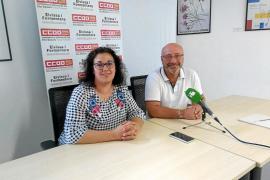 CCOO: «Somos líderes en empleo, pero estamos a la cola en poder adquisitivo»