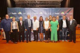 La entrega de los Premios de Turismo 2018 en Ibiza, en imágenes (Fotos: Daniel Espinosa).
