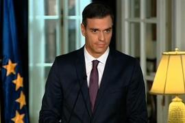 Las revelaciones sobre los ministros Delgado y Duque empañan la agenda norteamericana de Pedro Sánchez
