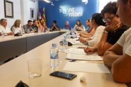 Sant Antoni aprueba la reforma de la bahía y confía en que Sant Josep lo haga en el próximo pleno