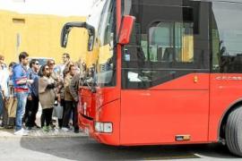 251 ibicencos obtienen el descuento para el autobús de Palma y pasan de pagar 5€ a abonar 1€