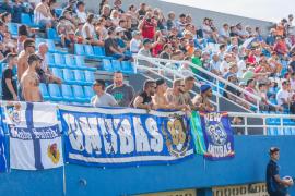 Las mejores imágenes del partido entre la UD Ibiza y el Recreativo de Huelva (Fotos: Mohamed Chendri).