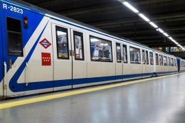 Metro de Madrid detecta de nuevo amianto en pintura aislante de trenes de la línea 6