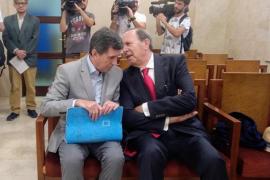 Matas confiesa en el juicio que financió al PP balear de forma irregular