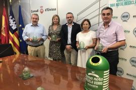 El reciclaje de vidrio creció este verano un 4% en Ibiza