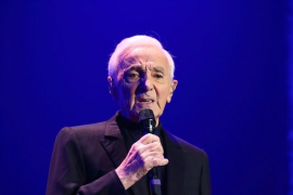 Fallece el cantante francés Charles Aznavour