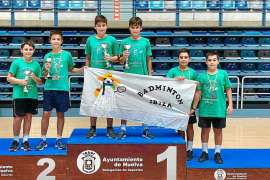 Once medallas con destino Ibiza