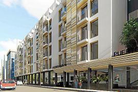 Los apartamentos El Puerto se convertirán en un hotel de cuatro estrellas