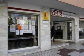 El paro baja un 3,9% en Baleares, hasta los 40.747 parados