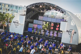 Hard Rock Hotel Ibiza acoge este miércoles el evento solidario 'Rock the Cycling'