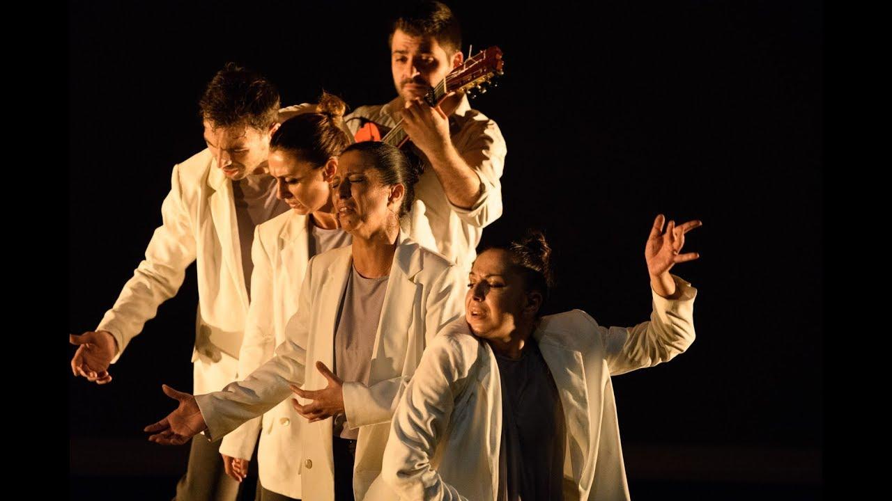 La Compañía Flamenca Marco Flores presenta 'Fase alterna' en Sa Màniga
