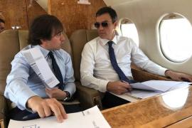 El Gobierno asegura que Pedro Sánchez vuela en helicóptero por seguridad y sin coste adicional